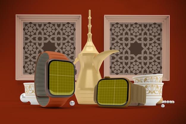 Eid smartwatch v1