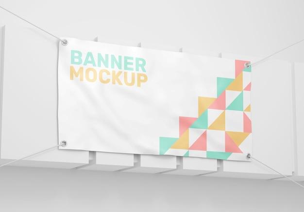 Einfaches bannermodell