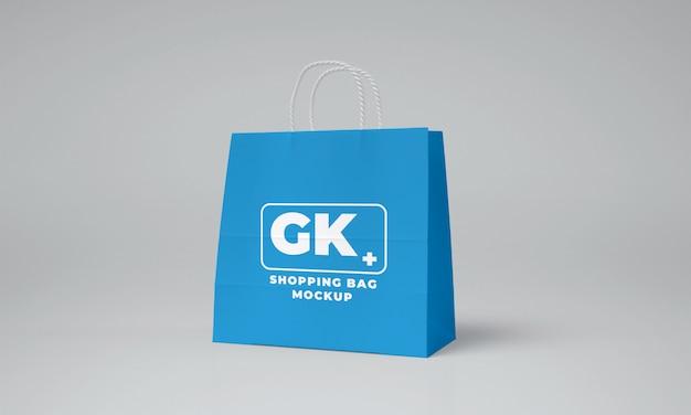 Einkaufstasche mock-up
