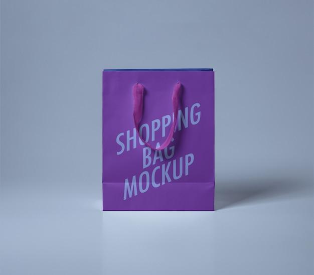 Einkaufstasche mockup