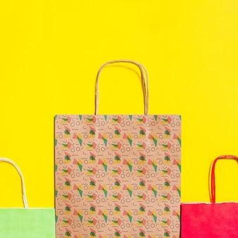 Einkaufstasche-modell