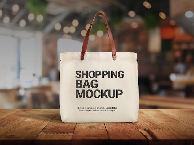 Einkaufstaschenmodell
