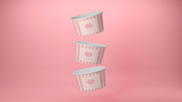 Eis-paket-modell