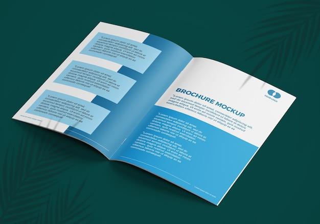 Elegantes broschürenmodell Premium PSD