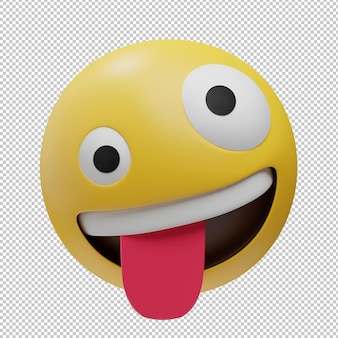 Emoji 3d-darstellung