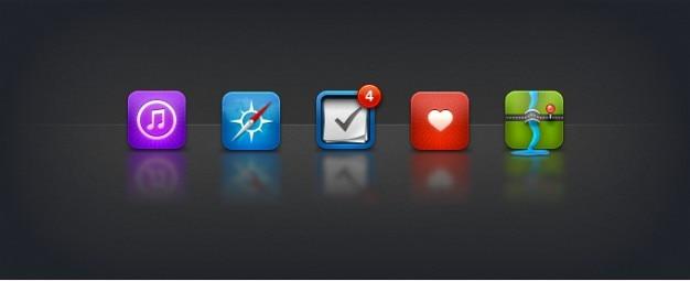 Ersatz ios icons