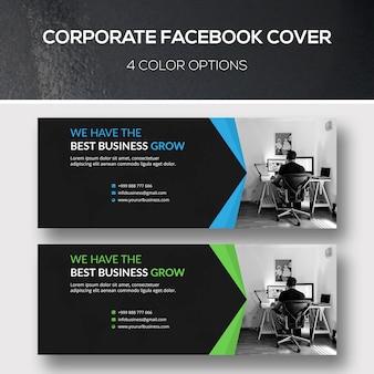 Facebook-cover für unternehmen