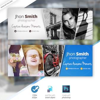 Facebook-timeline-cover für fotografie