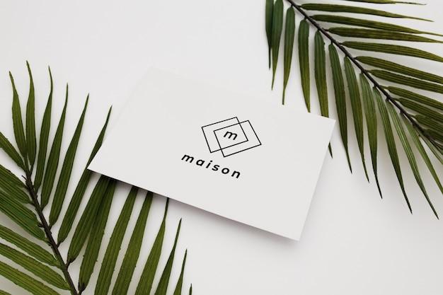 Firmenkarte
