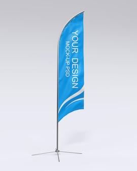Flag-modell
