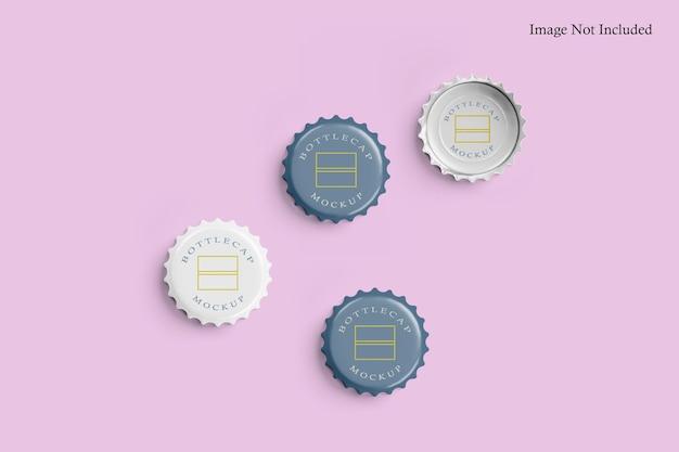 Flaschenverschlussmodell