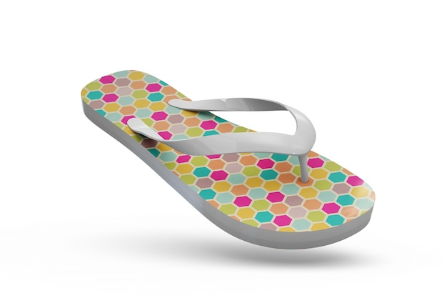 Flip-flop-modell