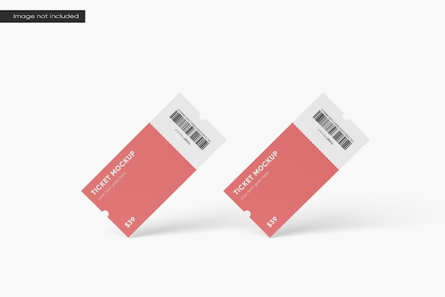 Floating-ticket-modell