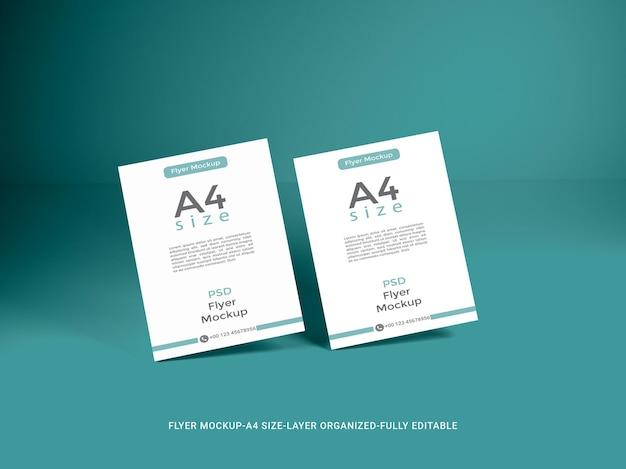Flyer-mockup-design