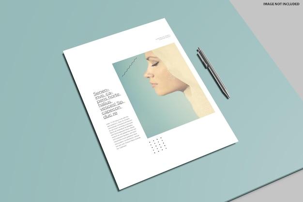 Flyer modell design