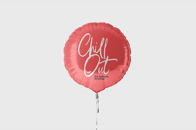 Folienballon-modell