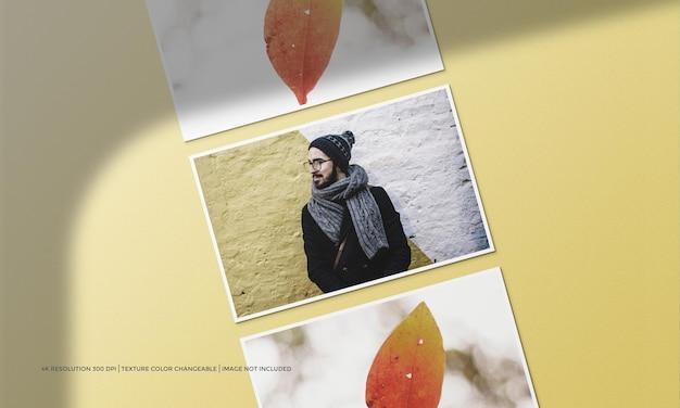Fotorahmen-mockup-design