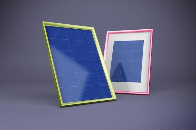 Frames mockup