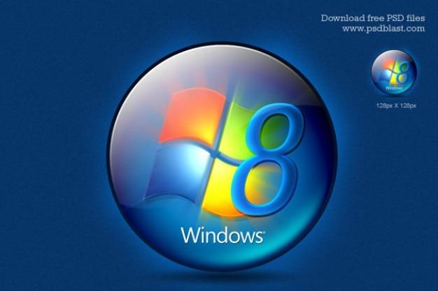 Free windows logo psd