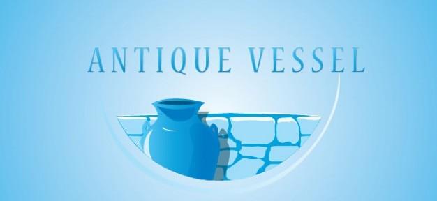 Freie schiffes vector logo