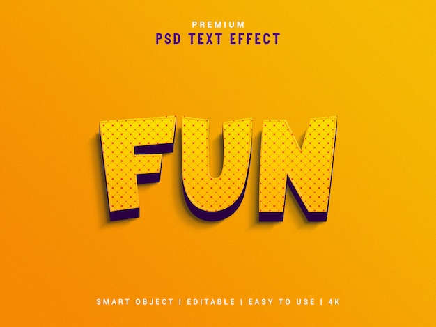Fun text effect maker