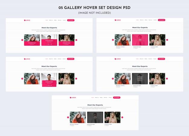 Galerie-hover-effekt-set