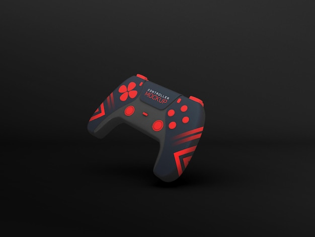 Gaming-controller-modell
