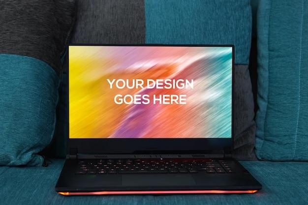 Gaming-laptop-modell