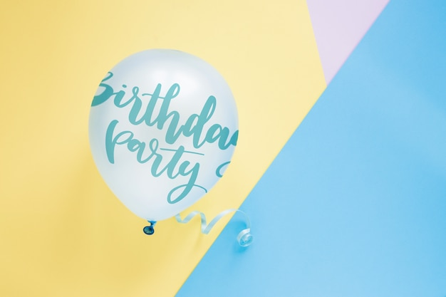 Geburtstagskarte-modell