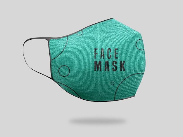 Gesichtsmaskenmodell