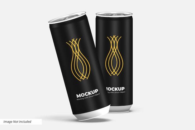 Getränkedosenmodell vorderansicht