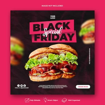 Getränkekarte instagram story social media promotion restaurant