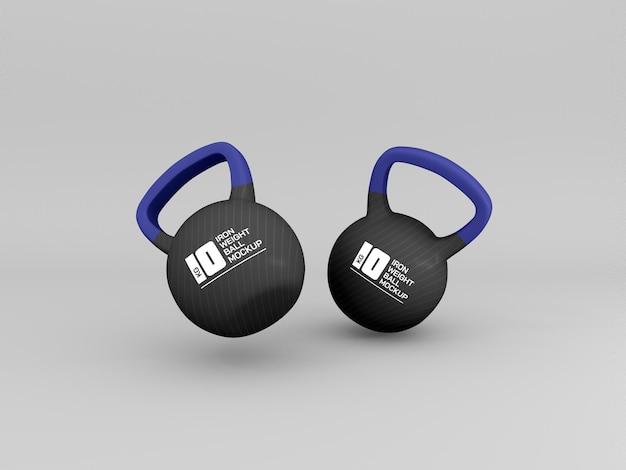 Gewichtsball für trainingsmodell