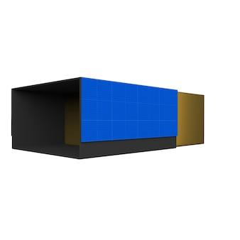 Gold & dark geschenkbox kit