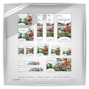Google-banner für immobilien