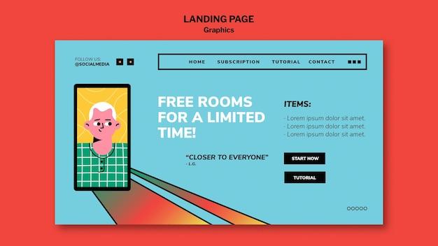 Grafik-landingpage