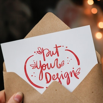 Grußkarten template-design