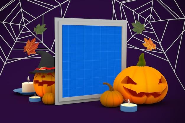 Halloween-modell