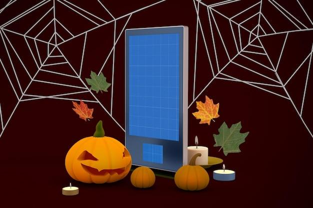 Halloween-signage-modell