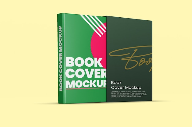 Hardcover buchmodell
