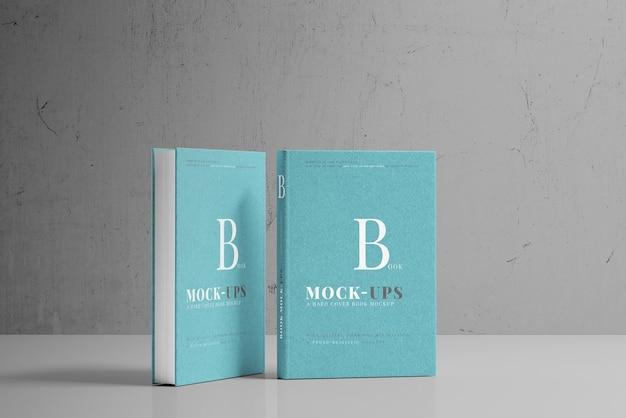 Hardcover-buchmodell