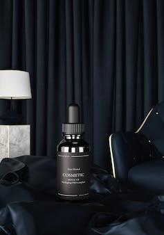 Hautpflege feuchtigkeitsspendende kosmetische produkte rendering