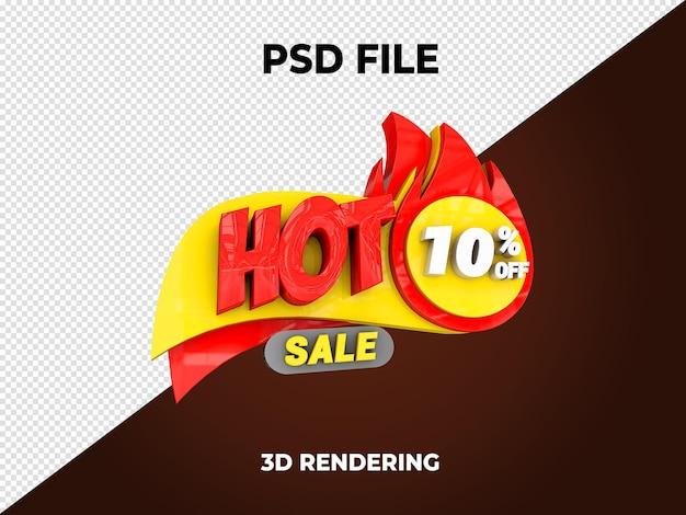 Heiße verkäufe 3d-rendering