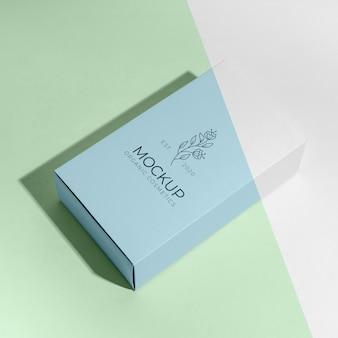 High angle box modell