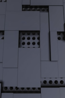 Hintergrund mit geometrischen formen