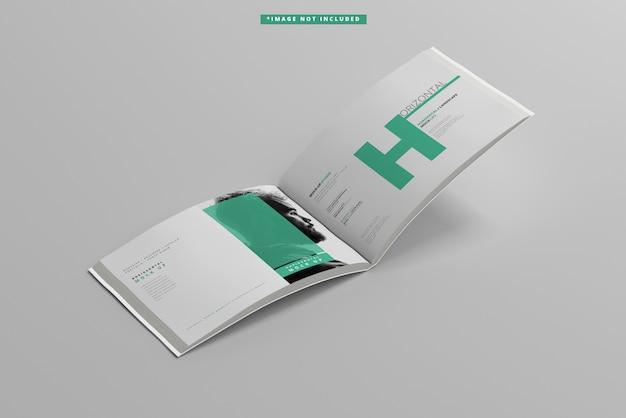 Horizontales magazinmodell