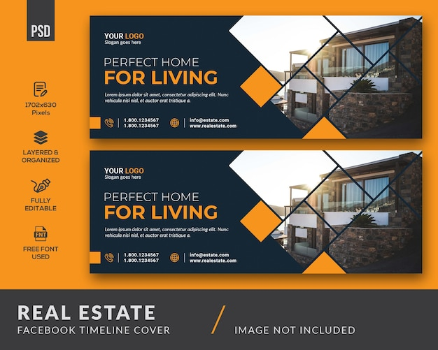Immobilien facebook-cover