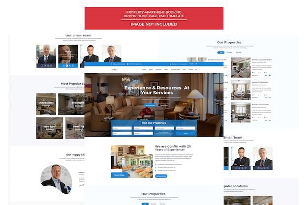 Immobilienverkauf und vermietung vorlage