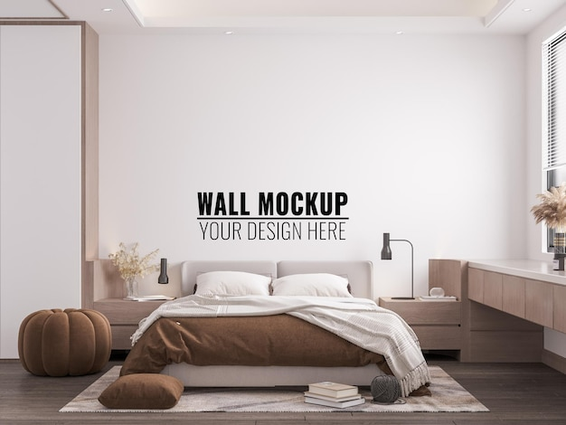 Innen kinder schlafzimmer wandmodell
