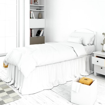Innenschlafzimmer design